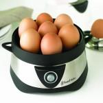 Bis zu 7 Eier gleichzeitig